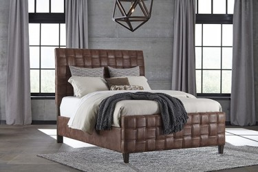 Riley Queen Bed by Hillsdale