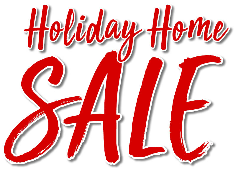 Holiday Home Sale